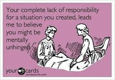 Malignant narcissists abuse othersbecause they can. They can talk endlessly about taking responsibility, but they never genuinely face up to and become accountable for their actions.