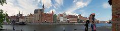 https://flic.kr/p/agPeKD | Gdańsk waterfront panorama