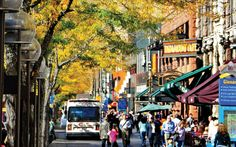 America's Best Cities for Fall Travel   Travel + Leisure