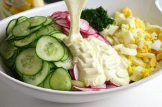 Salata de vara - Retete culinare by Teo's Kitchen Muesli, Lidl, Macaroni And Cheese, Ethnic Recipes, Food, Essen, Mac And Cheese, Yemek, Meals