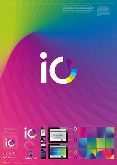 Name, Logo, and Identity for iO by Moving Brands