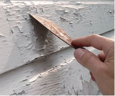 Wood Stripping (Stripping Paint Off)