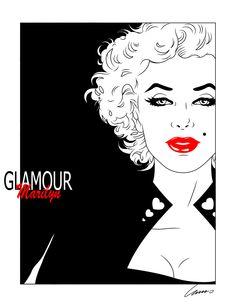 Glamour Marilyn