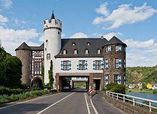 Schloss Gondorf – Wikipedia