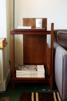 very cool side table