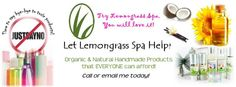 Are you tired of your personal car items being filled with Chemicals and fillers?? Lemongrass has 100% Chemical FREE, natural, gmo free, gluten free personal care items, and their products are AMAZING. Join my facebook page to learn more - Samantha's Lemongrass Spa or visit my website at http://www.ourlemongrassspa.com/3588/ and browse the products or place an order. Message me on how you can earn FREE product by hosting an online party.