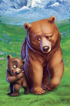 Brother Bear - One of Disney's most under-rated films... Such a cute movie!