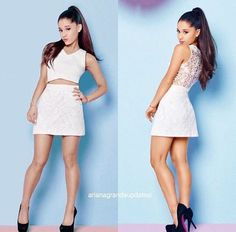 Ariana Grande Lipsy London