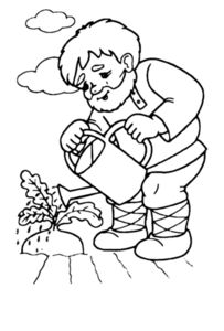 Fekete-fehér sziluettek karalábé Colouring Pages, Coloring Pages For Kids, Adult Coloring, Coloring Books, Russian Folk Art, Human Drawing, Maila, Daycare Crafts, Window Art