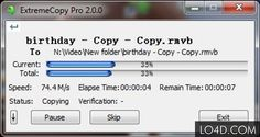 Download ExtremeCopy 2.3.4 Full Serial | Tool Penyalin Data Tercepat