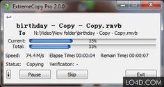 Download ExtremeCopy 2.3.4 Full Serial   Tool Penyalin Data Tercepat