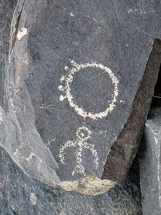 Three Rivers Petroglyph Site  Tularosa, NM