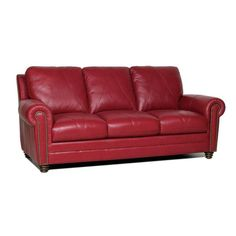 Weston Leather Sofa
