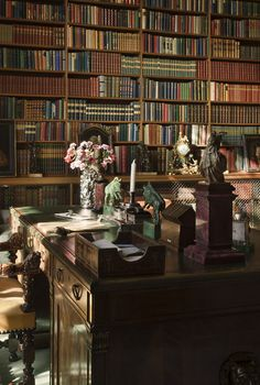 A study in the Manor House
