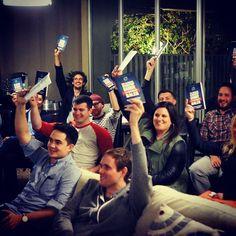 See that #sales book? www.startupsalesguide.com #startups