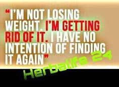 Truth!! I have personally lost 37lbs and 12 dress sizes! I never plan on getting it back!! Want great results like mine? Ask me how! Breeden.herbalife@gmail.com