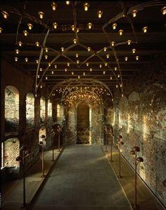 Koldinghus Castle, Kolding, Denmark. Renovation by Exners Tegnestue A/S.