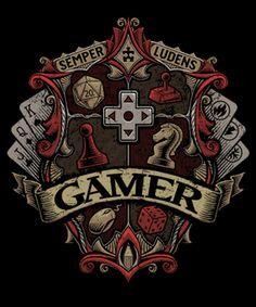 Gamer's Crest
