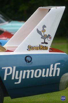 1970 Plymouth Superbird NASCAR