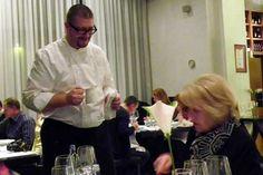 Jaroslav Zidek - der Chef der Pension Albrecht - kümmert sich persönlich um seine Gäste Chef Jackets, Ruffle Blouse, Winter, Tops, Women, Fashion, Gourmet, Winter Time, Moda