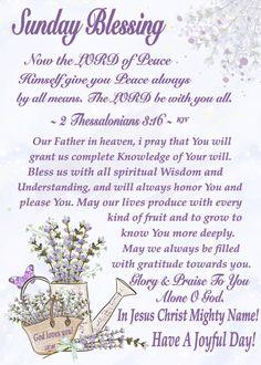 Sunday Prayer, Good Morning Prayer, Morning Blessings, Morning Prayers, Daily Prayer, Sunday Greetings, Evening Greetings, Bible Verses Quotes, Wisdom Quotes