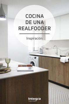 Interior Exterior, Vanity, Food, Beautiful Kitchens, Kitchen White, Home Accessories, Modern Kitchens, Decks