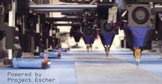 El Proyecto Escher de Autodesk y las impresoras 3D del futuro, TecnoGeek  http://go.shr.lc/25MGRDD noticias de #tecnología