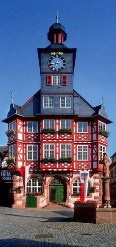 Heppenheim, Hesse, Germany