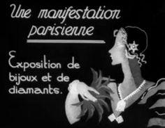 """Coco Chanel bijoux diamants - """"Si j'ai choisi le diamant, c'est parce qu'il représente, avec sa densité, la valeur la plus grande sous le plus petit volume."""" (Coco Chanel)"""
