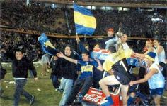 Boca campeón Libertadores 2001