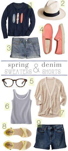 Poor Little It Girl - Spring Sweaters Under $100 - via @poorlilitgirl