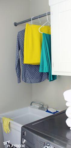 IHeart Organizing: Reader Space: Lighten & Brighten the Laundry Load