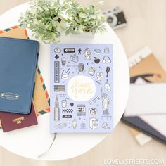 Carnet Lovely Streets - Sketch the world New York - Mr. Wonderful