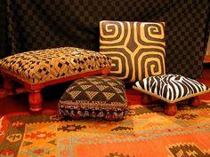 donna klaiman designs african home decor - African Decor