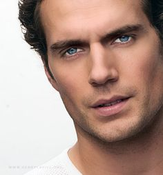 Henry Cavill... Well hello there Mr. Superman. I would like like you to know that you have made it to my top 3 list of celebrity crushes. ;) Feel special.