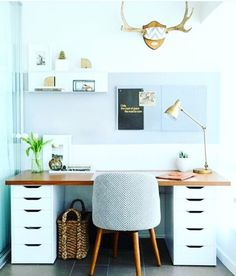 From http://ift.tt/1TsHzgt Posted on May 22 2016 at 02:13PM by... Inspiring Spaces Board Design Home Decor Home Office