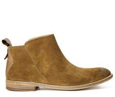 Revelin Suede Tan Boot