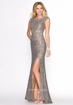 2015 Scala Prom Dress 47681