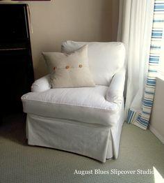 Armchair Slipcover T Cushion
