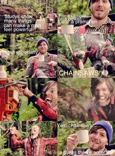 Family Force 5. Crank It Like A Chainsaw