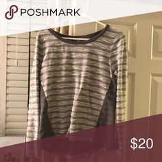 Gap Medium striped shirt Medium Gap striped shirt. Cute sides! GAP Tops Tees - Long Sleeve