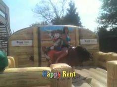 Rodeostier Huren - Happy Rent Attractie Verhuur - Rodeostier Huren