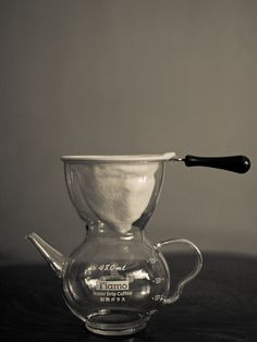 Tiamo water drip coffee pot