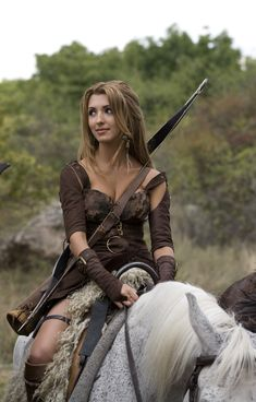Aneka from the Krod Mandoon movie Actress India de Beaufort