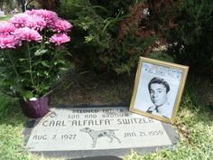 """Carl """"Alfalfa"""" Switzer 