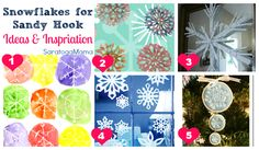 Snowflakes for Sandy Hook Ideas and Inspriation