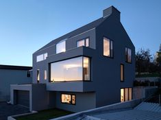 Haus F by Ippolito Fleitz Group