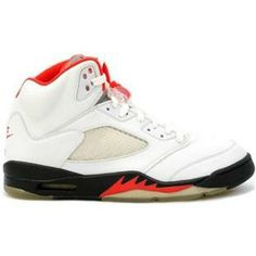 new arrivals 38373 4625c Buy Air Jordan 5 Retro Fire Red White Black (Women Men) from Reliable Air Jordan  5 Retro Fire Red White Black (Women Men) suppliers.Find Quality Air Jordan  ...