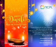 Happy Diwali, dear readers! Here's NCPL wishing everyone strength, happiness, and a wonderful year ahead. From ours to yours, Team NCPL #Diwali #deepavali #Diwali2020 #askncplinc #ncplinc