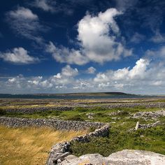 Aran Islands-Off west coast of Ireland